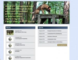KNPV Landelijke Website